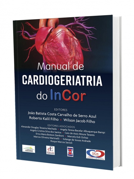 Manual De Cardiogeriatria Do Incor